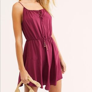 NWT Intimately Free People Shake It Up Slip Dress